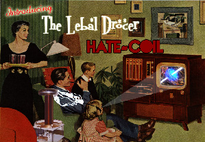 LEBAL DROCER HATE COIL