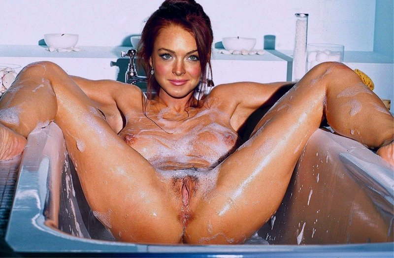 lindsay lohan nude CabinCr3ws TOO HOT FOR PLAYBOY LEAK!