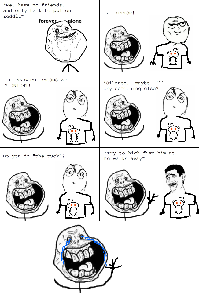 lol2 Rage comics are killing Reddit