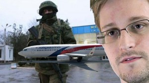 Snowden lands in Simferopol airport on board Malaysia Air Flight 370