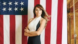 Melania Trump filed for divorce Sunday, hours before the town hall debate