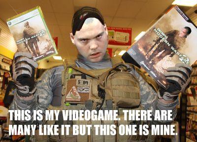 Full Metal Jacket: Modern Warfare 2