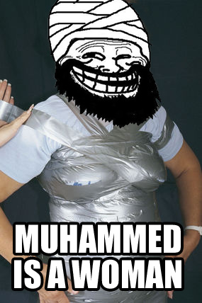 muhammed TH3J35T3R is Completely Irrelevant