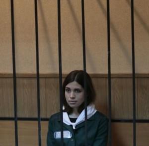 Fans mourn the loss of Nadezhda Tolokonnikova