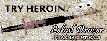 Heroin is SWEET