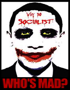 WHO MAD!? OBAMA JOKER DAT WHO