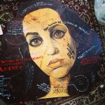 Molly Crabapple's latest painting, OpPornPixie