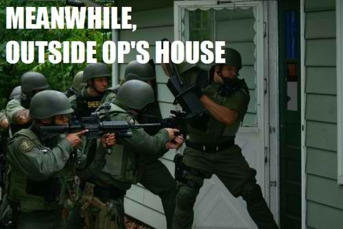ops house Dont fuck with me, Im football team