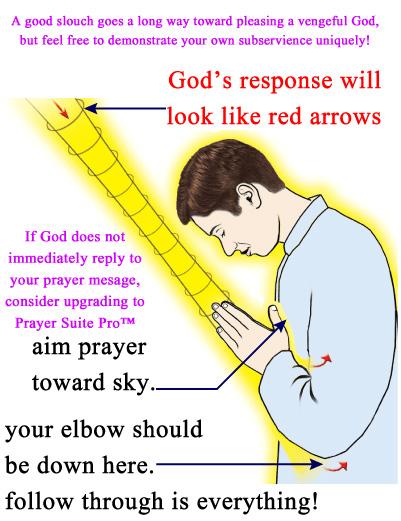 Are you praying correctly?