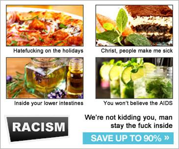 FACEBOOK IS RACIST