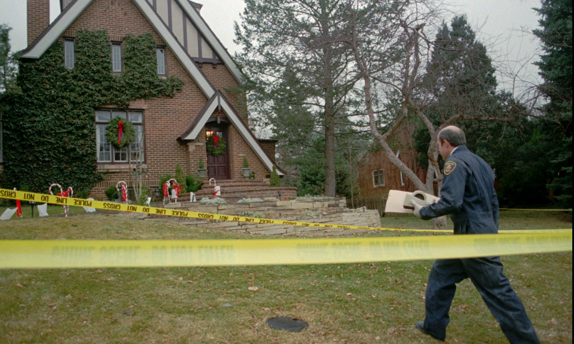 Raleigh T. Sakers broke into the former home of Jon Benet Ramsey and swore to preserve the family secret. Two people are now missing.