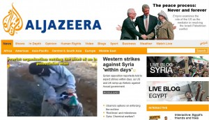 Screenshot: Al Jazeera English, Inappropriate for Americans