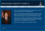 Rep. Dan Gordon joins Anonymous