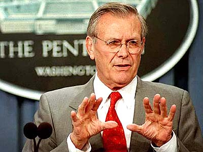 rumsfeld DonaldRumsfeld is legit