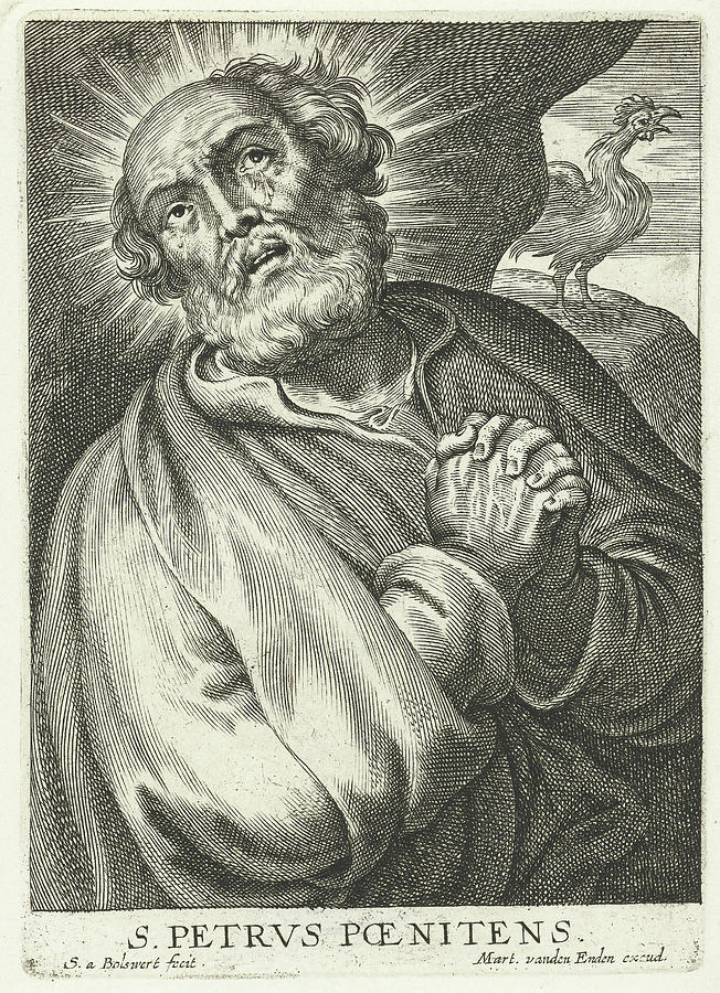 Saint Peter has cast more babies into the yawning mouths of Satan than he can remember, so he uses a ledger.