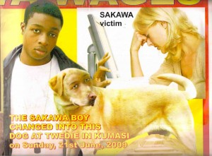 sakawadog 300x221 Sakawa Juju that will make you WEALTHY!