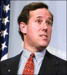 Haha funny Santorum