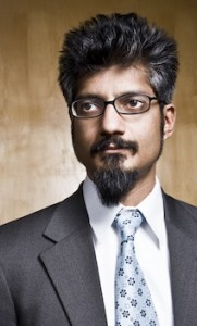 Shahid Buttar, Bill of Rights Defense Committee, spoke to Tyler Bass at In These Times Thursday
