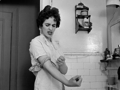 Even homemakers shoot heroin!
