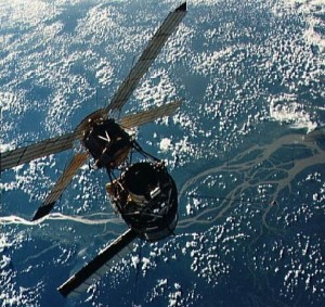 Wikileaks reveals Skylab encountered aliens