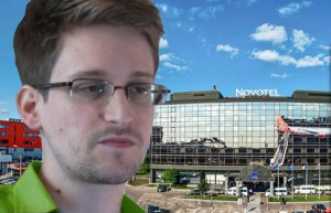 Edward Snowden, NSA Whistleblower, speaking from Sheremetyevo Airport's Hotel Novotel, revealed the CIA's Project Stargate was a complete success. (Photo: The Internet Chronicle)