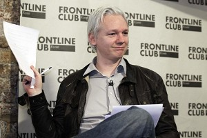 Assange received news of his failure in the Australian election and called on Anonymous to destroy his enemies.