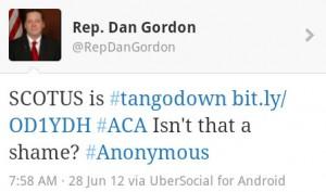 tangodown 300x177 RI State Rep. Dan Gordon (R) promotes cyberattack on Supreme Court