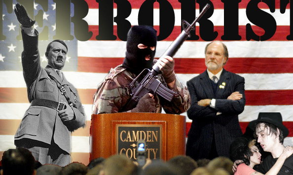 terror rally The Chronicle Manifesto