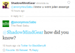 Sabu comes clean. He IS Julian Assange