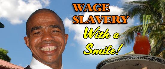 Slaves built America