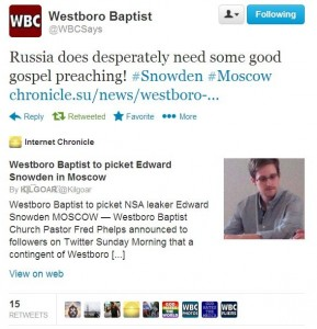 This link contained True Gay Porn of Fred Phelps, and was tweeted by all Westboro Baptist Church propaganda accounts.