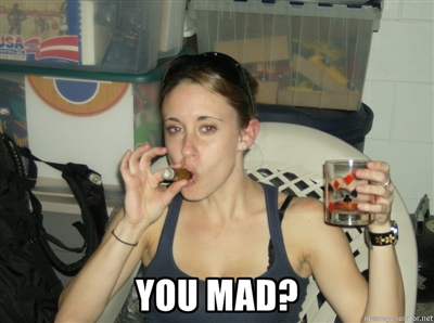 youmad Casey Anthony innocent of all charges