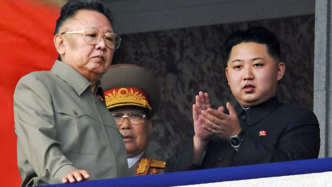 zombie jong il and un How Kim Jong Il wanted to die